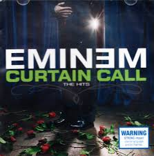 EMINEM CURTAIN CALL CD