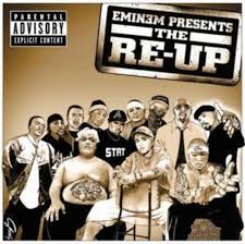EMINEM PRESENTS  THR RE-UP CD