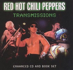 RED HOT CHILI PEPPERS TRANSMISSIONS CD