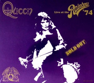 QUEEN LIVE AT THE RAINBOW' 74 2 CD