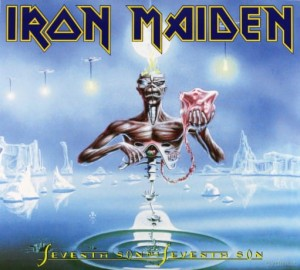 IRON MAIDEN SEVENTH SON OF A SEVENTH SON CD