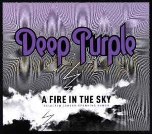 DEEP PURPLE A FIRE IN THE SKY CD HELL TO PRAY RADIO EDIT