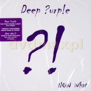 DEEP PURPLE NOW WHAT ?! CD A SIMPLE SONG