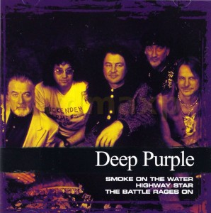 DEEP PURPLE  COLLECTIONS CD 2 SMOKE ON THE WATER