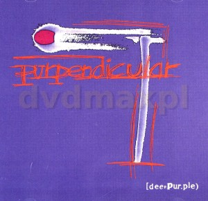 DEEP PURPLE PURPENDICULAR CD TED THE MECHANIC