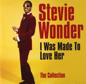 STEVIE WONDER I WAS MADE TO LOVE HER THE COLLECTION CD