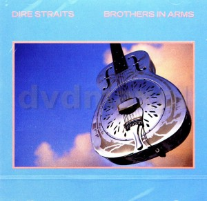 DIRE STRAITS CD BROTHERS IN ARMS