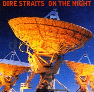 DIRE STRAITS CD ON THE NIGHT