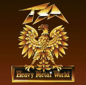 TSA HEAVY METAL WORLD CD