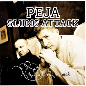 PEJA SLUMS ATTACK N O J A 2CD GENEZA