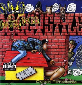 SNOOP DOGGY DOGG DOGGYSTYLE DIGITALLY REMASTERED CD