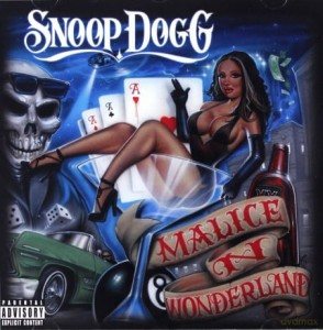 SNOOP DOGG MALICE N WONDERLAND EE VERSION CD