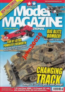 MODEL MAGAZINE N 199.MAY 2012.TAMIYA,