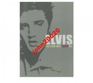ELVIS PRESLEY-THE ECHO WILL NEVER DIE-DVD
