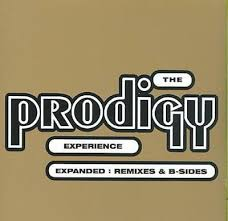 THE PRODIGY CD JERICHO OUT OF SPACE WIND IT UP