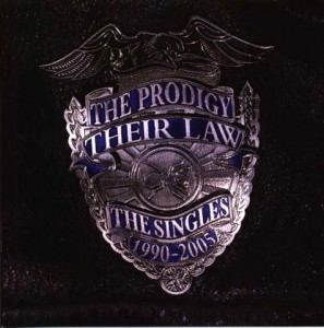 THE PRODIGY CD FIRESTARTER THEIR LAW NO GOOD