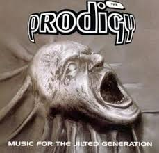 THE PRODIGY CD INTRO THEIR LAW POISON ONE LOVE