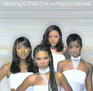 DESTINY S CHILD THE WRITINGS ON THE WALL CD STAY