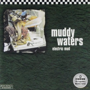 MUDDY WATERS ELECTRIC MUD CD THE SAME THING