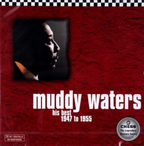 MUDDY WATERS HIS BEST 1947 TO 1995 CD HONEY BEE