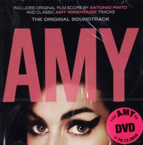 AMY WINEHOUSE AMY THE SOUNDTRACK CD LIKE SMOKE