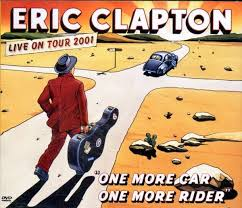 ERIC CLAPTON CD ONE MORE CAR REPTILE RIVER