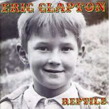 ERIC CLAPTON CD REPTILE BELIEVE IN LIFE SECOND NATURE