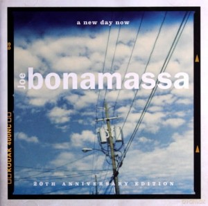 JOE BONAMASSA A NEW DAY NOW 20TH ANNIVERSARY CD
