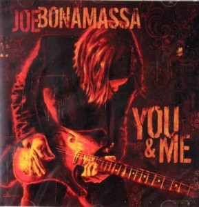 JOE BONAMASSA YOU & ME CD TEA FOR ONE