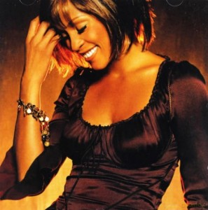 WHITNEY HOUSTON JUST WHITNEY CD UNASHAMED