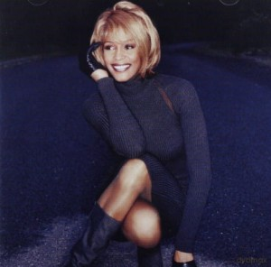 WHITNEY HOUSTON MY LOVE IS YOUR LOVE CD OH YES