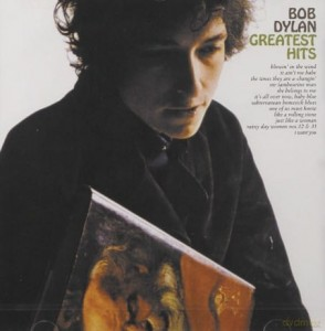 BOB DYLAM GREATEST HITS CD JUST LIKE A WOMAN