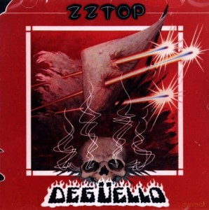 ZZ TOP DEGUELLO CD HI FI MAMA I THANK YOU