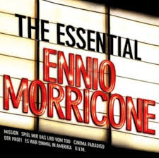 ENNIO MARRICONE CD THE GOOD THE BAD AND THE UGLY