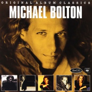 MICHAEL BOLTON ORIGINAL ALBUM CLASSICS 5CD