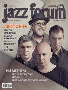 7-8/2020 JAZZ FORUM ARCTIC RIFF