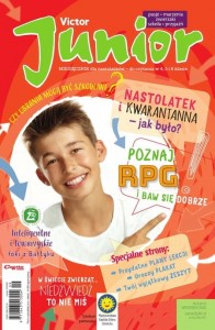 9/2020 JUNIOR VICTOR NASTOLATEK I KWARANTANNA