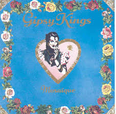 GIPSY KINGS CD MOSAIQUE SOY CAMINO PASSION VOLARE