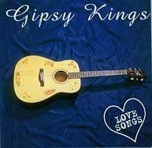 GIPSY KINGS CD LOVE SONGS UN AMOR PASSION MUJER