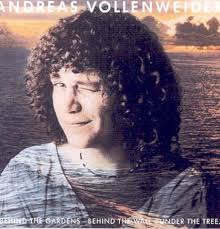 ANDREAS VOLLENWEIDER CD BEHIND THE GARDENS PYRAMID