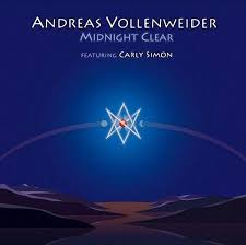 ANDREAS VOLLENWEIDER CD MIDNIGHT CLEAR FORGIVE