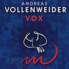 ANDREAS VOLLENWEIDER CD VOX HOME OF LOVE PAPER WALLS