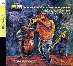 LOUIS ARMSTRONG NEW ORLEANS JAZZ CD DIGIPACK
