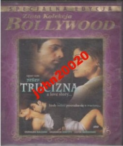 TRUCIZNA,.BOLLYWOOD DVD.