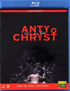 ANTYCHRYST BLU-RAY  TRIER DAFOE GAINSBOURG  ACHECHE