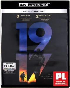1917 BLU-RAY 4K UHD PRICE STRONG