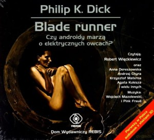 BLADE RUNNER TW CD MP3 PHILIP K DICK R WIĘCKIEWICZ