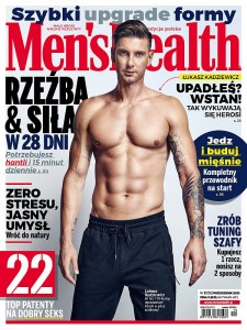 10/2020 MEN'S HEALTH SIŁA STRESS TRENING MIĘŚŃ
