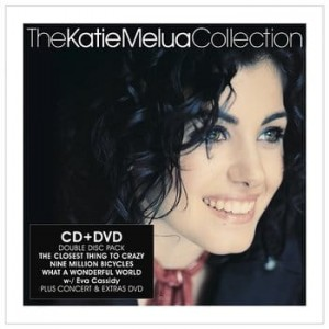 THE KATIE MELUA COLLECTION CD+DVD FOLIA