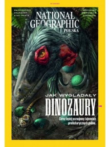 10/2020 NATIONAL GEOGRAPHIC DINOZAURY GADY